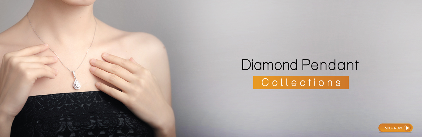 Diamond Pendent Collections by Sky Jewellery